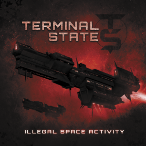 Terminal State 'Illegal Space Activity' cover artwork