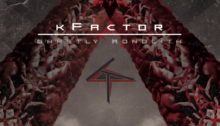 kFactor 'Ghastly Monolith' cover artwork.