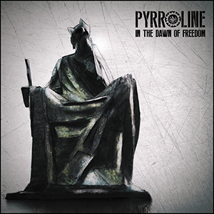 Pyrroline 'In The Dawn Of Freedom' cover artwork.