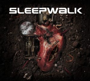 Sleepwalk 'Tempus Vincit Omnia' cover artwork.