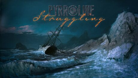 Pyrroline 'Struggling' cover artwork